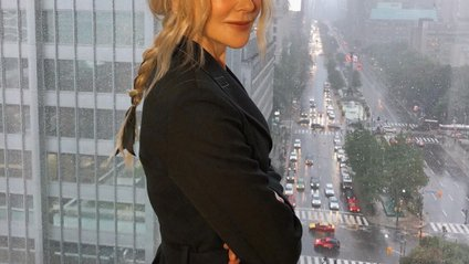 Ніколь Кідман показала кадр зі зйомок Аквамена - фото 1