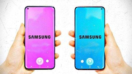 Samsung Galaxy S10 - фото 1