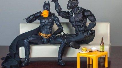 Ось що роблять супергерої у вільний час - фото 1