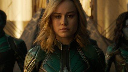 Капітан Марвел: дивитись трейлер онлайн - фото 1