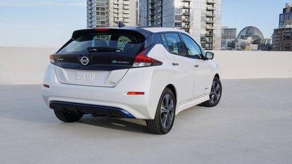Nissan Leaf e+ отримав потужніший акумулятор - фото 1