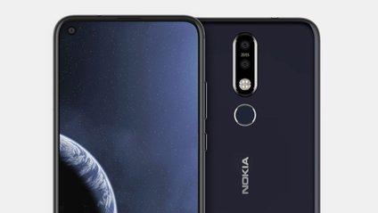 Nokia 8.1 Plus може виглядати саме так - фото 1