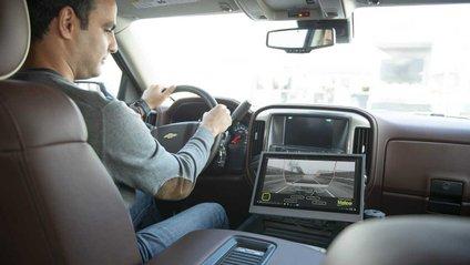 Технологія дозволяє бачити ситуацію на дорозі - фото 1