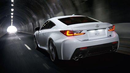 Lexus RC F Track Edition стане ще потужнішим - фото 1