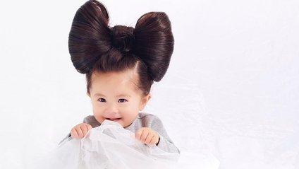 Крихітка – обличчя Pantene - фото 1