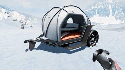 Арктичний кемпер майбутнього - фото 1