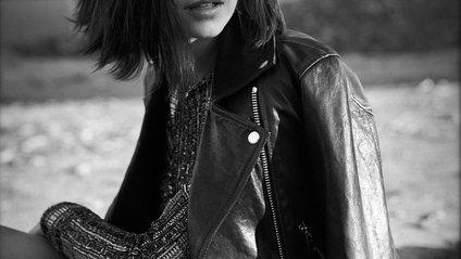 Ніна Добрев у рекламі W magazine - фото 1