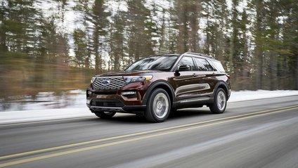 Новий Ford Explorer показали офіційно - фото 1
