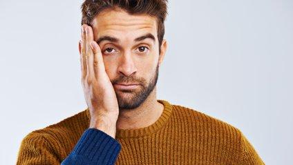 У чоловіків закарбовуються больові відчуття - фото 1