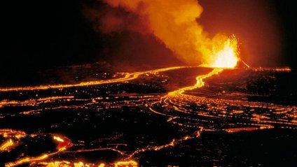 Виверження вулкана в Японії - фото 1