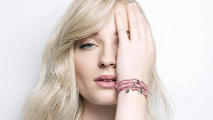 Софі перетворилася на шикарну блондинку - фото 1