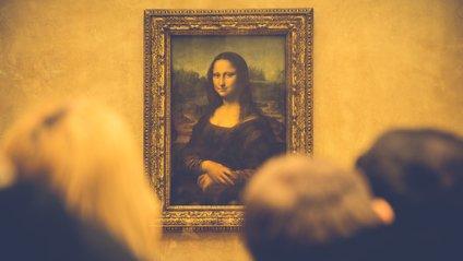 Жива Мона Ліза у громадському транспорті - фото 1