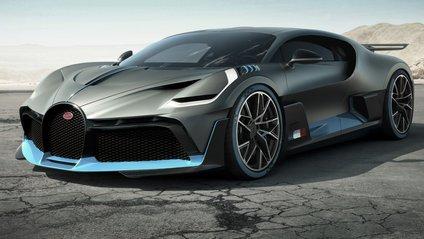 Чутки спростував керівник компанії Bugatti - фото 1