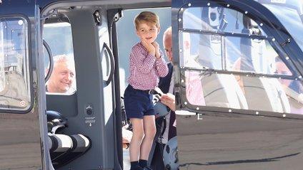 Принц Джордж – той іще винахідник - фото 1