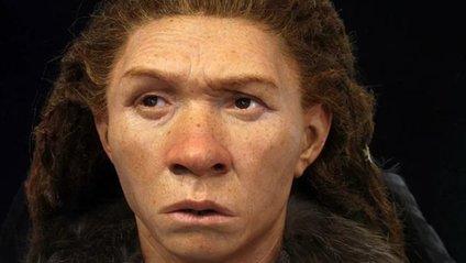 Бюсти древніх людей - фото 1
