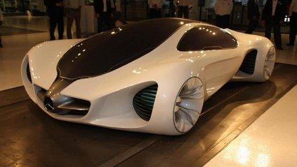 Mercedes-Benz представить унікальне авто - фото 1