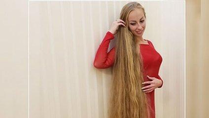 Коси зробили дівчину знаменитістю в рідному місті - фото 1
