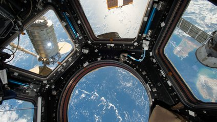 На Міжнародній космічній станції трапився туалетний курйоз - фото 1