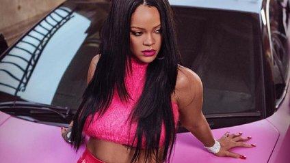 Rihanna показала апетитну фігуру - фото 1