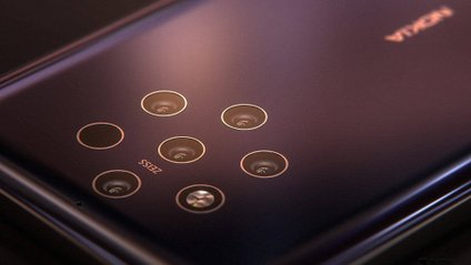 Nokia 9 PureView отримає відразу п'ять основних камер - фото 1