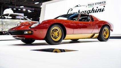 Lamborghini провела повну реставрацію купе Miura SV - фото 1
