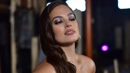 Plus-size модель Ешлі Грем - фото 1