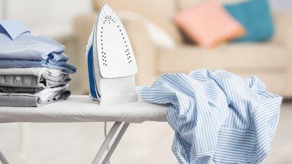 Одяг краще прасувати злегка вологим - фото 1