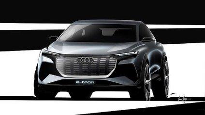 Новий електрокросовер від Audi - фото 1