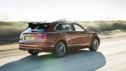 Bentley Bentayga виявився найшвидшим позашляховиком - фото 1