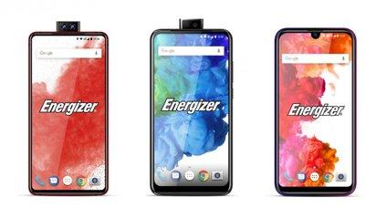 Смартфон від Energizer отримав шалений акумулятор - фото 1