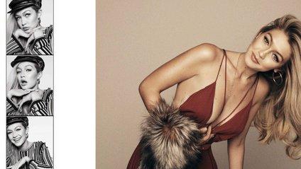 Джіджі Хадід з розкішним декольте - фото 1