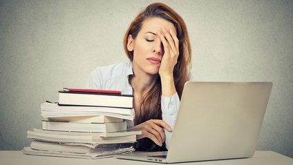 Неправильний раціон теж може бути причиною втоми - фото 1
