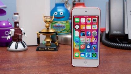 Новий iPod touch може замінити приставку - фото 1