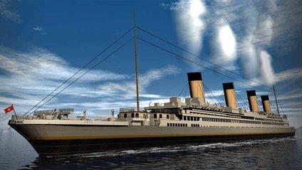 У китаї створюють копію Титаніка - фото 1