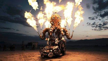 Організатори занепокоєні змінами в Burning Man - фото 1