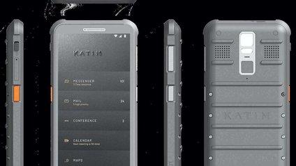 Смартфон KATIM R01 - фото 1