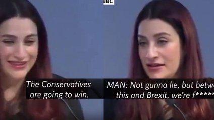 Чоловік вилаявся в ефірі BBC - фото 1