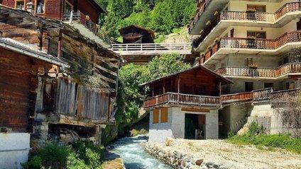 Швейцарія у яскравих фото - фото 1