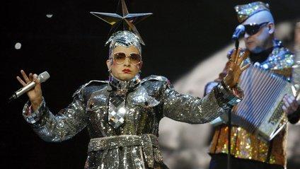 Вєрка Сердючка буде запрошеним гостем Євробачення - фото 1
