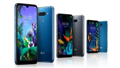 Нові смартфони від LG захищені за військовим стандартом - фото 1