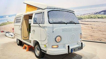 Репліка фургона Volkswagen T2 - фото 1