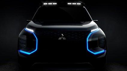 У Женеві покажуть новинку від Mitsubishi - фото 1