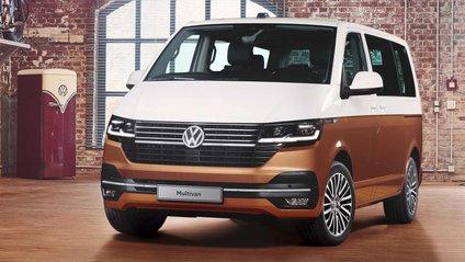 Volkswagen Multivan вперше оснастили електродвигуном - фото 1