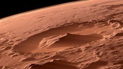 На Марсі виявили сліди річок - фото 1