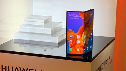 Huawei Mate X представили офіційно - фото 1