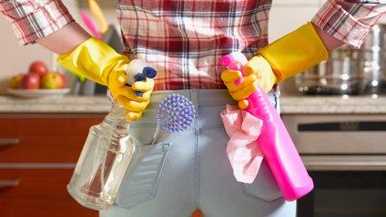 Ось чому потрібно робити регулярне вологе прибирання - фото 1