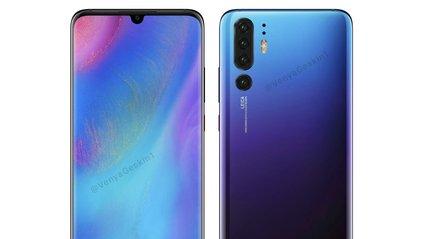 Huawei P30 Pro може виглядати саме так - фото 1