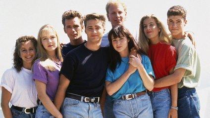 """Улюблений серіал дитинства """"Беверлі-Гіллз 90210"""" - фото 1"""