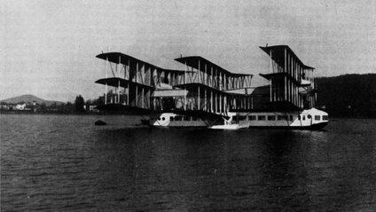 У цього літака було аж 9 крил - фото 1