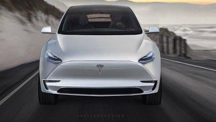 Ілон Маск пожартував над гостями презентації Tesla Model Y - фото 1